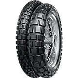 Continental Conti Twinduro TKC80 Dual Sport Tire - Rear - 140/80R-18 , Position: Rear, Tire Type: Dual Sport, Tire Construction: Bias, Load Rating: 70, Speed Rating: R, Tire Size: 140/80-18, Rim Size: 18, Tire Application: All-Terrain 02001470000