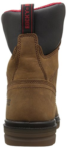 Construction Brown RKK0161 Boot Men's Rocky 6qZEvwE