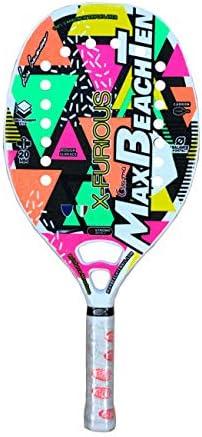 Pala de Tenis Playa MBT X-FURIOUS 2020: Amazon.es: Deportes y aire ...