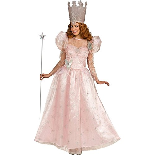 Glinda the Good Witch Costume - Standard - Dress Size (Adult Wizard Of Oz Glinda Costumes)