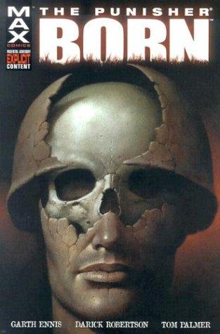 Punisher: Born by Marvel Comics