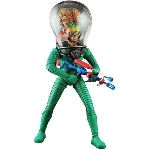 ムービーマスターピース マーズアタック! 1/6スケールフィギュア 火星人兵士   B002KKBVBK