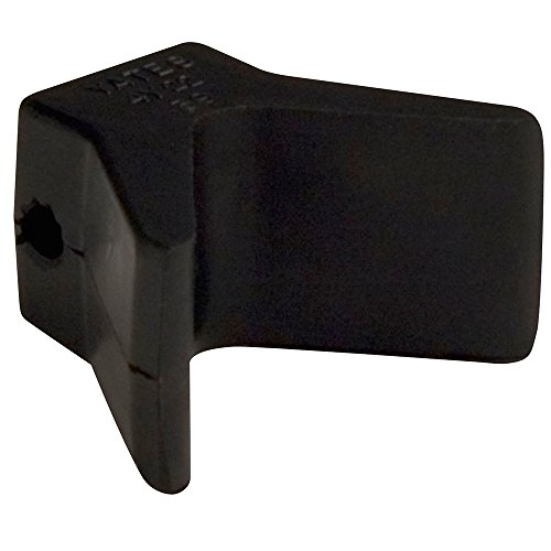 CE Smith Y-Style Bow Stop, Black, 2-Inch- Replacement Parts and Accessories for your Ski Boat, Fishing Boat or Sailboat Trailer (Smith Bow)