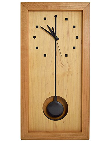 Modern wall clocks home design - Contemporary wall clocks with pendulum ...