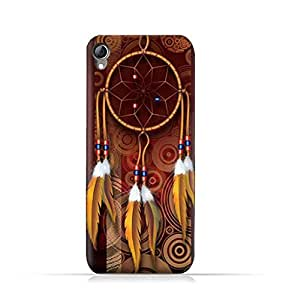 Infinix Hot Note X551 TPU Silicone Protective Case with American Feathers Design