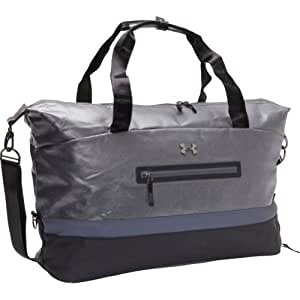 Womens Under Armour UA Perfect Flow Duffle, Black/Lead/Black ,