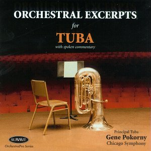 Orchestral Excerpts for Tuba by Summit