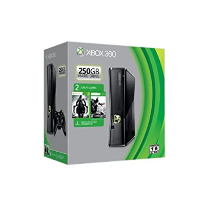 Xbox 360 250GB Spring Value Bundle with Kinect Sensor