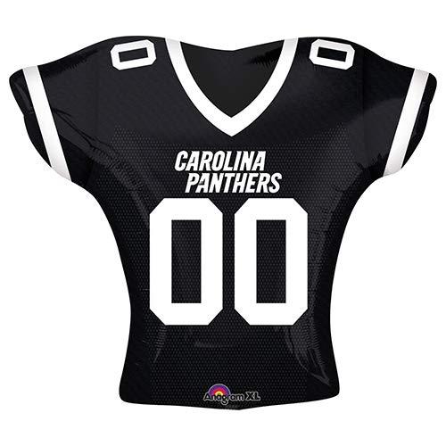 Anagram 26176 NFL Carolina Panthers Football Jersey Foil Balloon, 24
