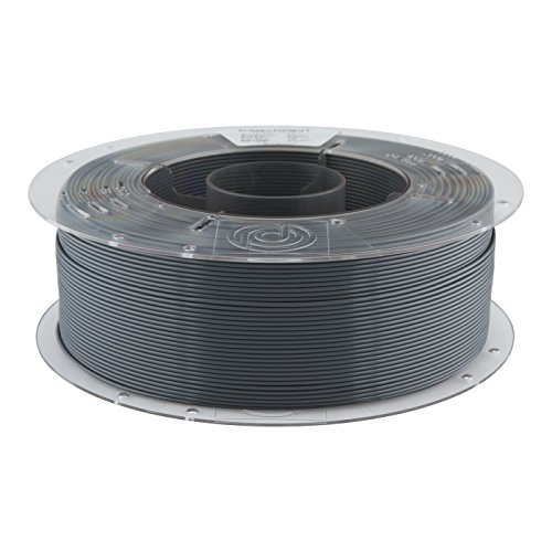 Black PrimaCreator EasyPrint 3D Printer Filament 2.2  lbs PLA Spool 1.75mm 1 kg
