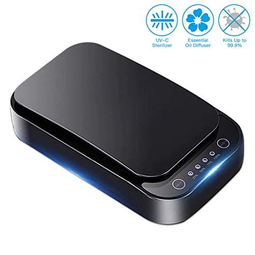 KEDRON Herramienta de Desinfección UV Portátil Portátil caja de Desinfección UV Portátil Cortaúñas Cepillo de Dientes…