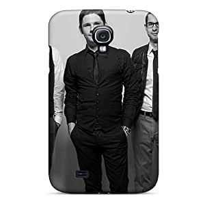 Samsung Galaxy S4 Sha18609EJaL Customized Beautiful Muse Skin Shock Absorption Hard Phone Covers -AaronBlanchette