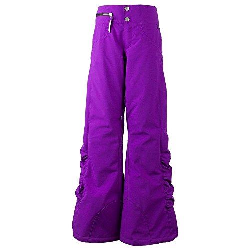 Obermeyer Kids Girl's Jessi Pants (Little Kids/Big Kids) Violet Vibe Large by Obermeyer Kids