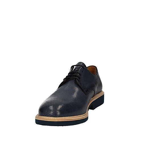 up S Soldini 20114 heels Man V05 Blau Lace c7cHWqPw6