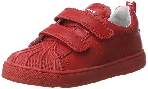 Naturino FAL001201105101, Zapatillas Niños Rojo (Rojo)