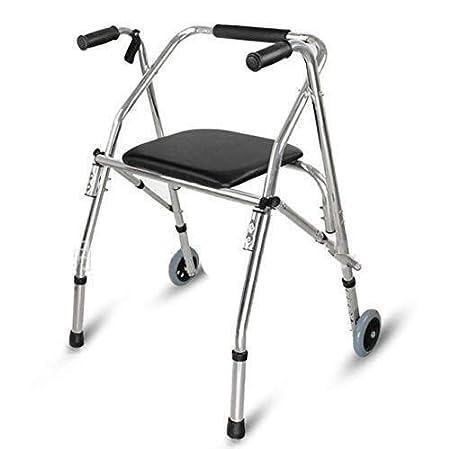LXDDJZXQ Andador para Ancianos Walker, Caminador médico de ...