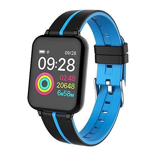 CYGGL Fitness Tracker, Smartwatch Waterdichte IP68 Fitness Polsband met hartslagmeter Activiteitstracker Smart Horloge…