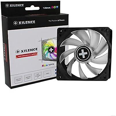 Xilence XPF120RGB-SET Carcasa del Ordenador Ventilador ...