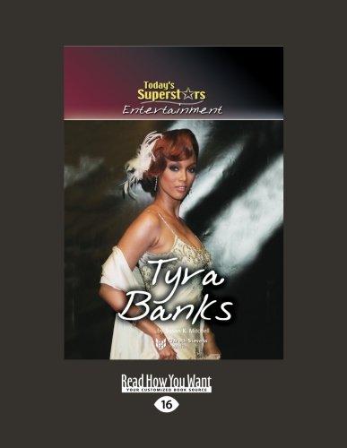 Today S Superstars Entertainment  Tyra Banks