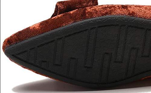 casual le LIGYM scarpe suola scarpe con camoscio c YYdrqx