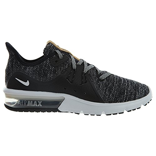 de White WMNS NIKE Noir dark Sequent Compétition Running Air Black Grey 011 Femme Max Chaussures 3 wYwTaq