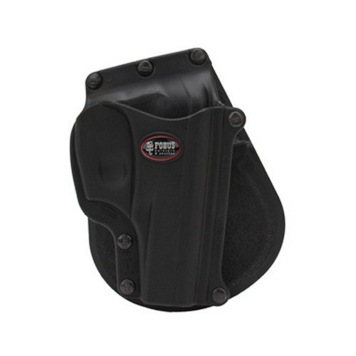 Fobus Tactical BS-2 Standard Right Hand Conceal Carry Polymer Paddle Holster For (Bs Paddle)