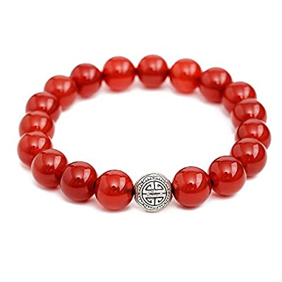 MBOX Men's Buddha Energy Bracelet