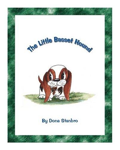 Read Online The Little Basset Hound ebook