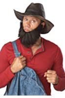 California Costumes The Hillbilly Beard Costume Accessory