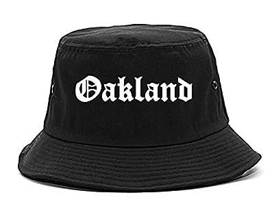 Kings Of NY Oakland City California Cali CA Bucket Hat