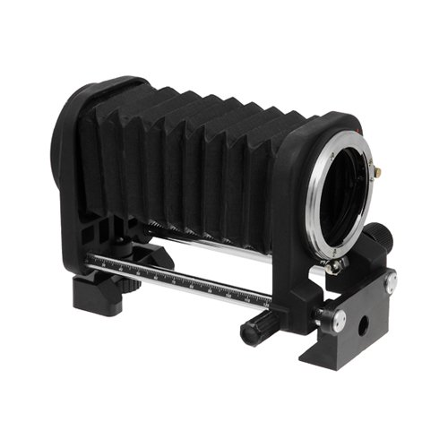 Nikon Bellows - Fotodiox Macro Bellows for Nikon Camera, for Nikon D7100, D7000, D5200, D5100, D3100, D300, D300S, D200, D100, D50, D60, D70, D80, D90, D40, D40x, N70s, D80, D800, D800e, D4, D3, D2, D1