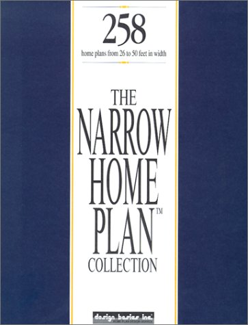 The Narrow Home Plan Collection by Design Basics Inc