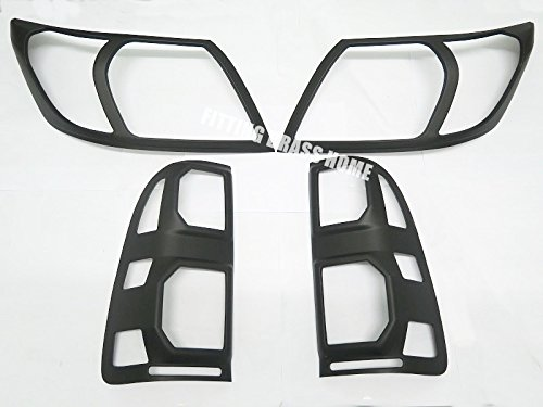 toyota hilux headlight covers - 6