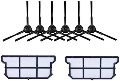 Moligh doll 8 Unids/Set Kit de Piezas para Aspiradora Robot Ilife V7 ...