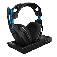 Astro Gaming A50 Wireless Dolby Gaming Headset PS4-Black/Blue-PlayStation 4 - Standard Edition