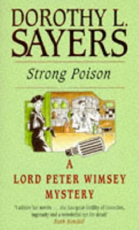Image result for strong poison dorothy sayers