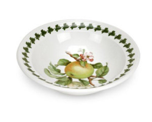 Portmeirion Apple Harvest Rim Soup Bowls Portmeirion Apple