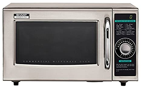 Amazon.com: Sharp Electronics R-21LCF Horno de microondas ...