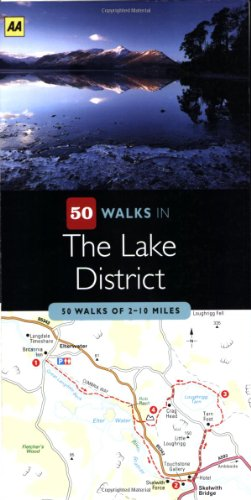 50 Walks in the Lake District: 50 Walks of 3–8 Miles