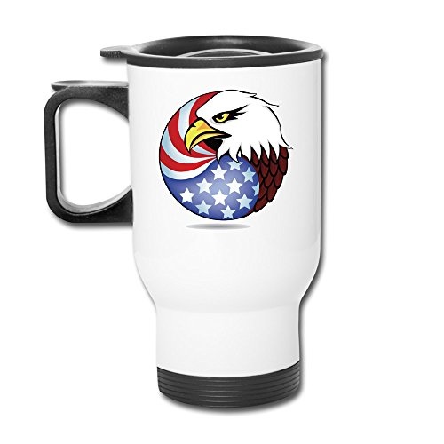 Cool America Flag Spherical Eagle Logo Fashion Portable Outdoor Sports Travel - Sunglasses Burch Sale Tory