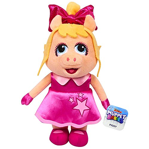 MISS PIGGY Muppet Babies Plush Figure 8
