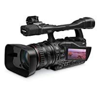 Canon XH-A1S 3CCD HDV High Definition Professional Camcorder with 20x HD Video Zoom Lens III (Discontinued by Manufacturer)