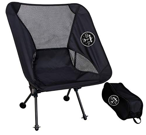 CED Co. NABOAL Lightweight Folding Chair