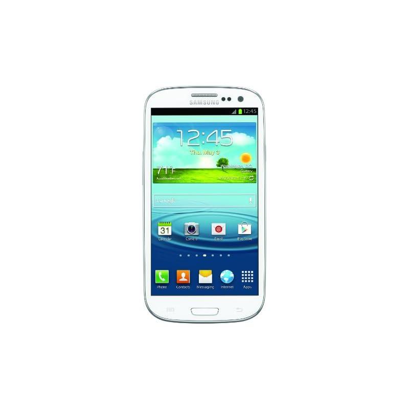 Samsung Galaxy S3, White 16GB (Verizon W