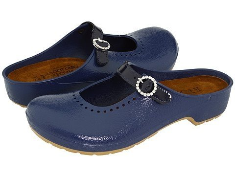 Naot - Pantuflas Mujer Azul