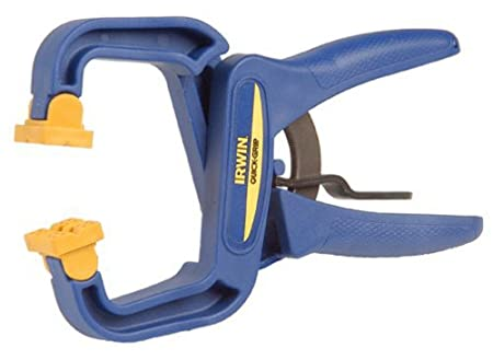 Quick-Grip Irwin 59400 Handy Adjustable Clamp with Quick Release Lever 59400CD