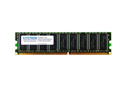 MEM2851-512D MEM2821-512D 512MB RAM Memory for Cisco 2821 2851 Router (KeyStron)