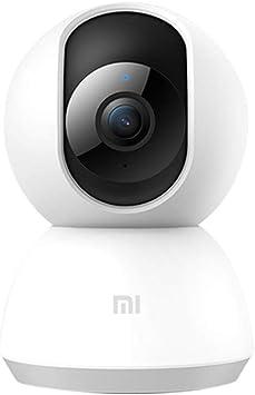 Oferta amazon: Xiaomi Cámara Domo HD 1080P Sistema de cámaras IP de Seguridad para vigilancia de Seguridad inalámbrica con Motion Tracker, Alerta de Actividad, visión Nocturna, iOS Android