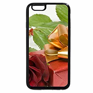 iPhone 6S Plus Case, iPhone 6 Plus Case, Rose and gift
