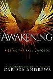 Awakening: Rise as the Fall Unfolds: An Urban Fantasy, Alternative History, Angel Thriller (An 8th Dimension Novel Book 3)
